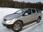SsangYong Actyon Sports 2.0 МТ, 2008, 212 000 км