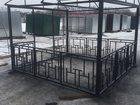 Скачать фотографию Строительные материалы Беседка разборная садовая 33999463 в Брянске