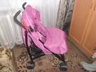 Изображение в Для детей Детские коляски Коляска-трость, мало б/у. Полностью закрывается в Брянске 0