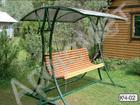 Смотреть фотографию Строительные материалы Качели садовые разборные 35514528 в Брянске