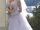 Новое фотографию Свадебные платья Продам свадебное платье и аксессуары к нему 35835344 в Брянске