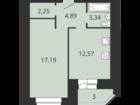 Скачать фотографию Квартиры в новостройках Клары Цеткин-строящийся дом поз, 1 37806283 в Брянске