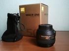 Смотреть foto  Объектив Nikon 50mm f/1, 4G AF-S 39793532 в Брянске