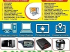 Уникальное foto  Ремонт компьютеров ноутбуков навигаторов микроволновок 59658870 в Брянске