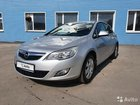 Opel Astra 1.6МТ, 2011, 129200км