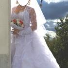 Продам свадебное платье и аксессуары к нему