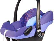 Детские автокресла напрокат Вид товара: Автомобильные кресла    Антибактериальна