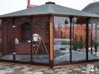 Алюминиевые витражи, двери и окна alutech Буинск