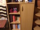 Продаётся мебель в детскую комнату б/у цвета Ольха