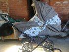 Свежее фото Товары для новорожденных детская коляска 33283581 в Чебаркуле