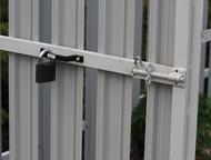 Металлические калитки – красивая защита вашего участка Компания Твой Забор уже д