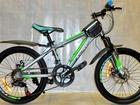 Скачать бесплатно изображение Велосипеды Легкий подростковый велосипед 20 с алюмин, рамой 62139977 в Челябинске