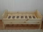 Увидеть фотографию Мебель для детей Продам новую детскую ясельную кровать 66607454 в Челябинске
