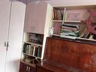 Новое foto Мебель для детей Уголок школьницы 1- 11 класса: шкафы, полки, стол в отличном состоянии, розового цвета с морской тематикой 69569536 в Челябинске