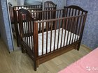 Кроватка детская. Производства Санкт-Петербург