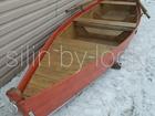 Просмотреть изображение  Лодка деревянная для рыбалки 81194972 в Екатеринбурге