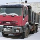 Аренда Самосвала Ивеко, перевозка грузов