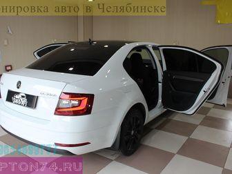 Увидеть foto  Тонировка стёкол авто в Челябинске тонирование окон цена 67933884 в Челябинске