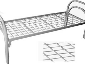 Увидеть изображение Мебель для спальни Прочные металлические кровати 71888145 в Челябинске