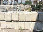 Фундаментные блоки любых размеров