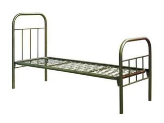 Новое изображение Мебель для спальни Металлические кровати эконом класса, двухъярусные кровати 70470086 в Чите