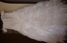 Продаю счастливое свадебное платье р, 48-50