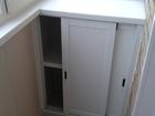 Свежее фото Двери, окна, балконы Установка шкафов и тумб на балконы и лоджии 33708852 в Дмитрове