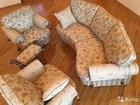 Диван Флоренция с двумя креслами
