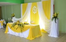Оформление свадбы