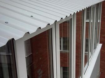 Скачать foto  Качественно остеклим Ваш балкон, лоджию, Утеплениe, 32291499 в Дмитрове