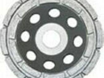 Скачать бесплатно фотографию Строительные материалы Алмазные шлифовальные чашки HERMAN Double 36811842 в Дмитрове