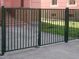 Просмотреть фото  Ворота и калитки для заборов по низким ценам 38400025 в Дмитрове