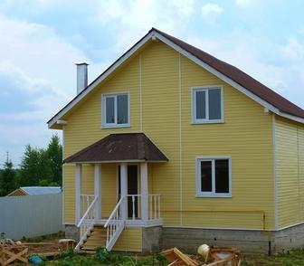 Изображение в Недвижимость Продажа домов Новый 2-х этажный дом площадью 150 кв. м, в Дмитрове 4100000