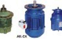 Электродвигатели КГ1608-6, А1205, А1207, КГ2011-6, КК, КГ, KV, 5МТ и др, много в наличии