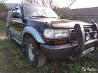 Toyota Land Cruiser 4.2AT, 1992, битый, 229000км