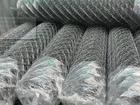 Скачать бесплатно foto  Сетка плетеная рабица 35124671 в Егорьевске