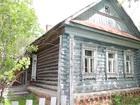 Фотография в   Продаём крепкий деревенский дом с участком в Егорьевске 900000
