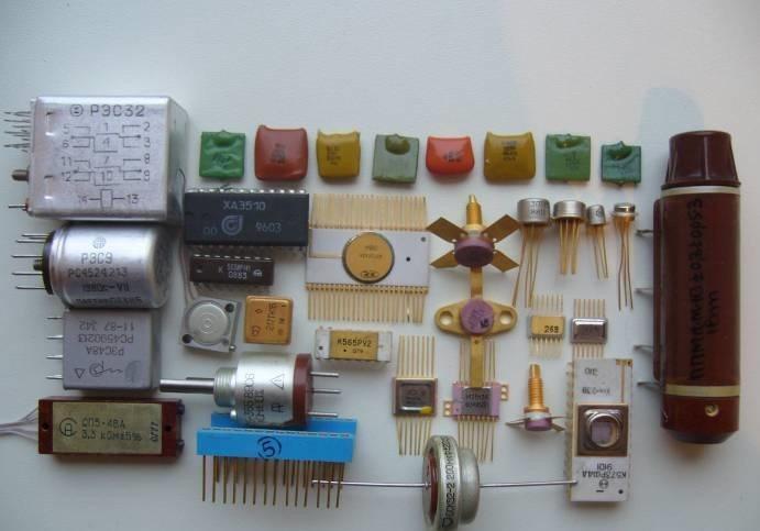 скупка радиодеталей в измаиле для