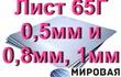 Компания ООО «Мировая Металлургия» предлагает