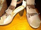 Изображение в Одежда и обувь, аксессуары Женская одежда Продам босоножки , кожаные, производство в Екатеринбурге 4000