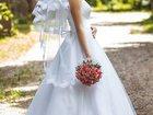 Скачать фотографию Свадебные платья свадебное платье в идеальном состоянии 33121284 в Екатеринбурге