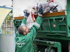 Уникальное фотографию Мусоровоз Вывоз мусора контейнером,объемом 8м3 33180406 в Екатеринбурге