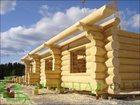Изображение в   Строительство деревянных домов из бревна в Москве 0