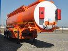 Просмотреть foto Топливозаправщик Бензовоз 28м3 BONUM полуприцеп цистерна в наличии 34334026 в Тюмени