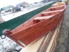 Новое изображение Мебель для гостиной Лодка деревянная 34804312 в Москве