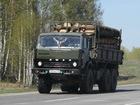 Фото в Авто Грузовые автомобили Продается автомобиль КАМАЗ 4510, лесовоз, в Екатеринбурге 700000
