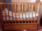 Изображение в   продам детскую кроватку, состояние очень в Екатеринбурге 3000