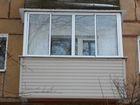 Уникальное foto Двери, окна, балконы Остекление, обшивка, изготовление, монтаж балконов, лоджий любой сложности и цвета 37927353 в Екатеринбурге