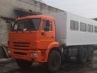 Новое изображение  Вахтовый автобус КАМАЗ 43118 с доставкой Екатеринбург 38781885 в Екатеринбурге