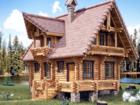 Фото в Недвижимость Продажа домов Коттедж построен из оцилиндрованного бревна в Екатеринбурге 2400000